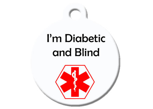 I'm Diabetic and Blind