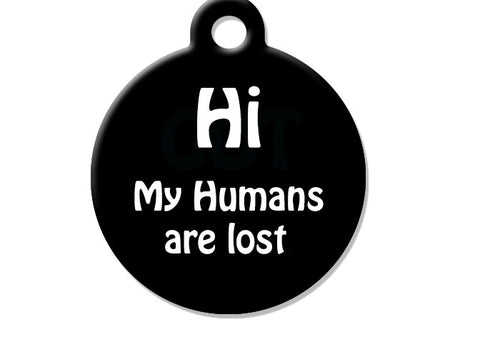 Hi My Humans Are Lost