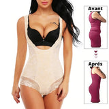 Body Gainant en Dentelle - Bodyotop.fr31205