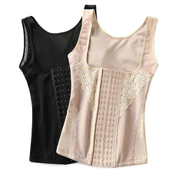 Gaine Bretelle Corset Ultra Ventre Plat - Bodyotop.fr31205
