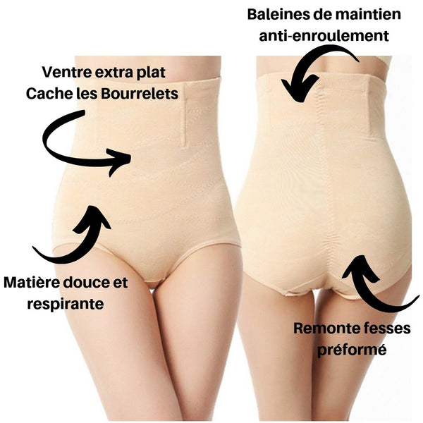 Gaine Ventre Plat Invisible - Bodyotop.fr31205