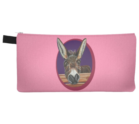 Donkey Zipper Pouch – Jimbob with new colors!