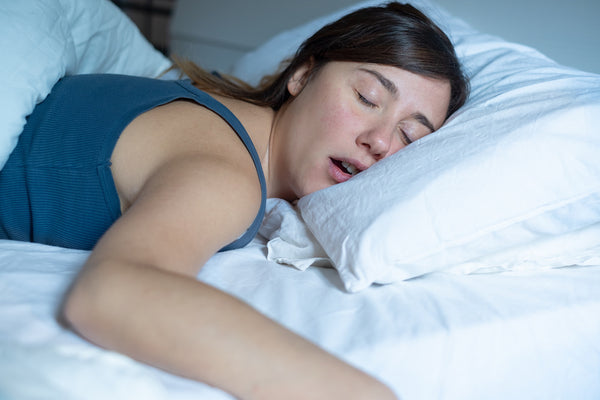 How To Stop Mouth Breathing While Sleeping