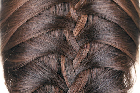 Choose Braids Over Ponytails for your when sleeping, braided hair