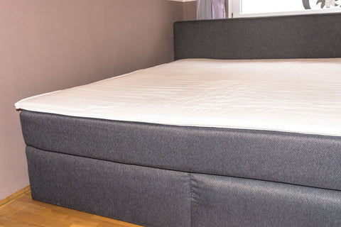 What is a box spring bed? box spring bed