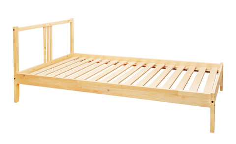 How to adjust your queen bed frame for a full mattress, wooden bed frame