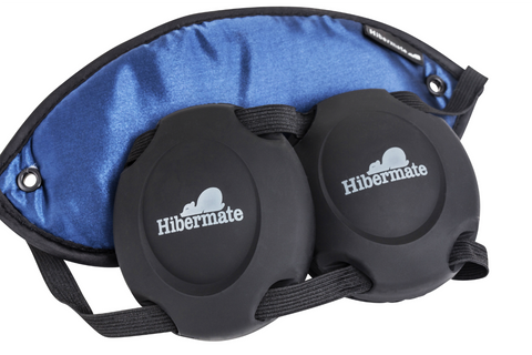 2014 Model - Dark Navy Hibermate Sleep Mask - Generation 2 - Retro!