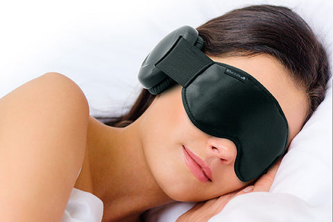 The all-new Generation 4 2016 Hibermate Sleep Mask with Ear Muffs