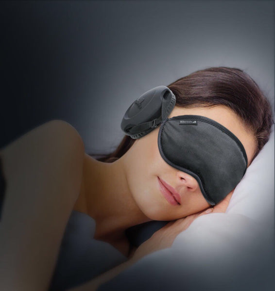 The All-New 2017 Gen 5. Hibermate Sleep Mask - Pitch Black