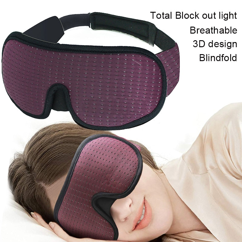 New 3D Sleeping Eye Mask Shade For Sleep