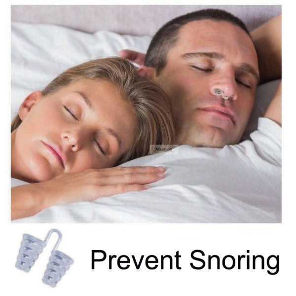 1pc Soft Anti-Snore Aid (Top Rated on Amazon) anti-snoring product  - Free Shipping