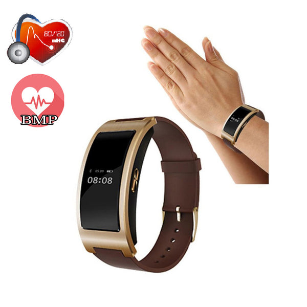 Blood Oxygen Oximeter Smart Band M2 Heart Rate Monitor, Pedometer, Bluetooth Bracelet For iOS & Android
