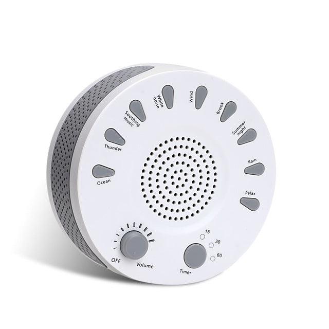 Natural White Noise machine Relaxation Machine for Sleep - 9 White sound Noises