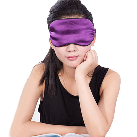 Silk/Satin Eye Mask / Sleep Mask
