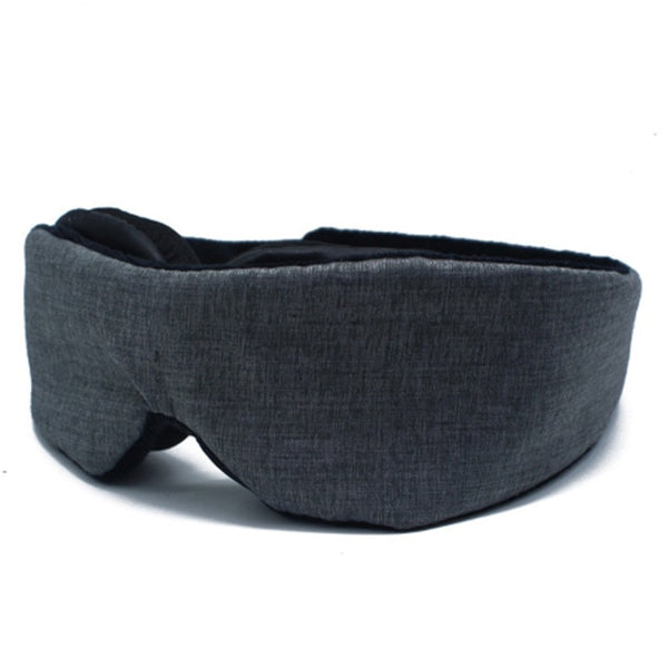 Premium Sleep Mask with super-soft eye pockets. One of my favourites