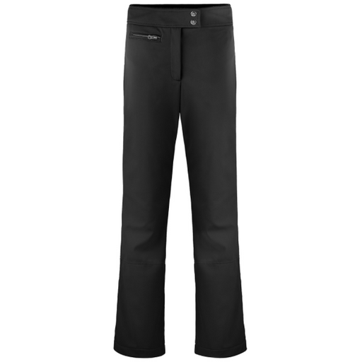 Ladies W18 1120 WO Softshell Pants - Poivre Blanc
