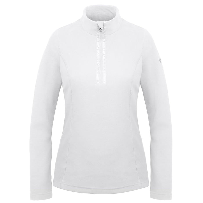 Ladies W18 1540 Womans Fleece Sweater - Poivre Blanc - Poivre Blanc