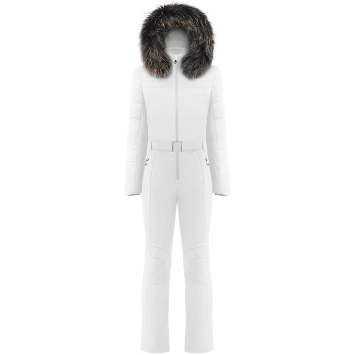 Ladies W18 0830 WO/B Stretch Overall - Poivre Blanc