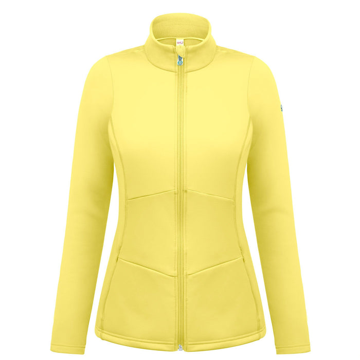 Ladies W18 1701 WO Stretch Fleece - Poivre Blanc