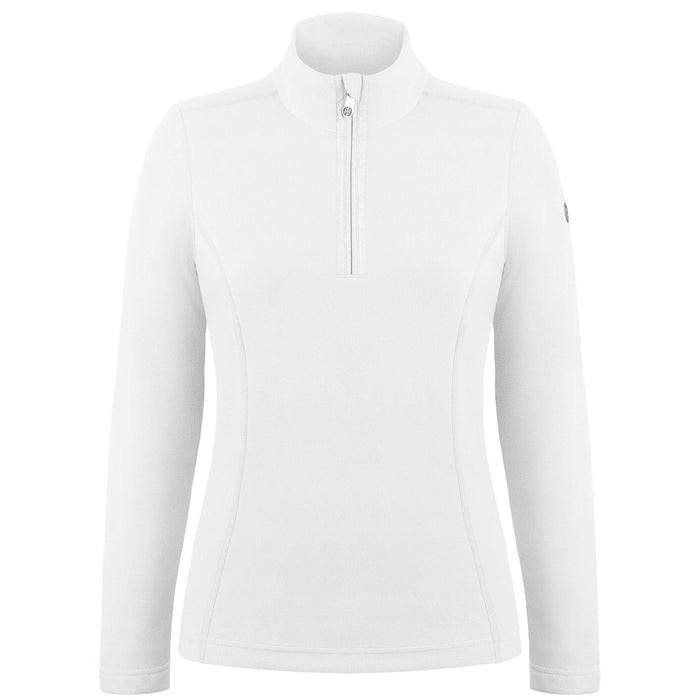 Ladies W19 1540 Womans Fleece Sweater - Poivre Blanc - Poivre Blanc