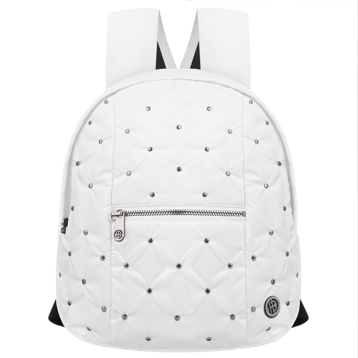 Back Bag with Rivets W20-9097-WO - 279673 - Poivre Blanc