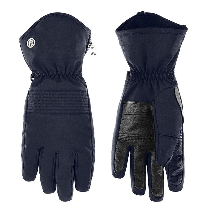 Ladies W19 0870 WO Stretch Ski Gloves - Poivre Blanc