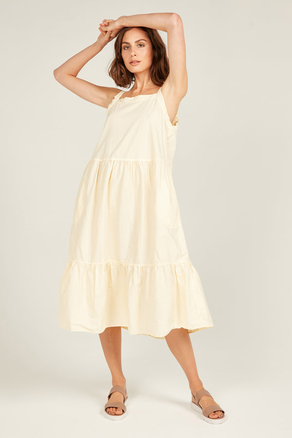 POSY SUNDRESS - SUNFIELD YELLOW