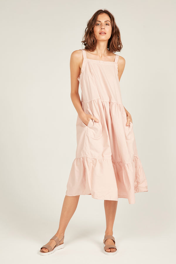 POSY SUNDRESS - WILDER PINK