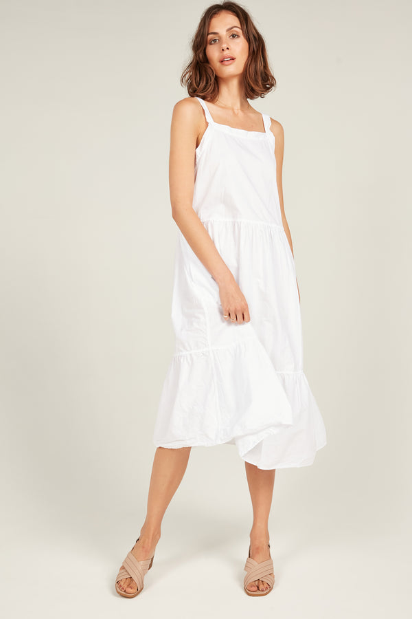 POSY SUNDRESS - BLANC
