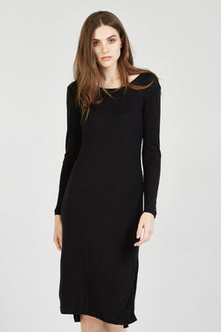 CAND DRESS - NOIR