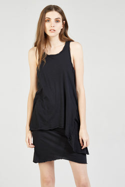DECON DRESS - NOIR