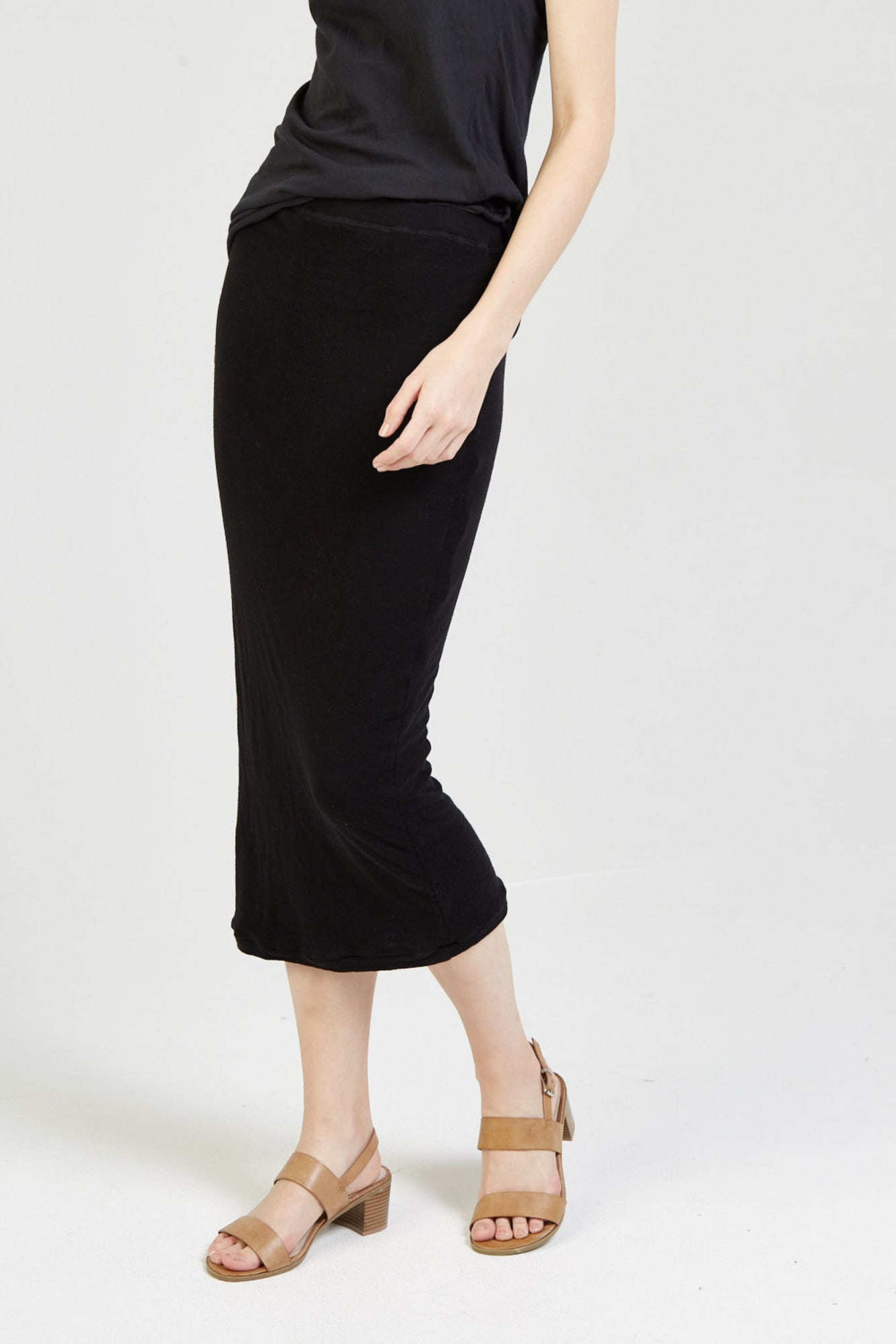 CAND TUBE SKIRT - NOIR
