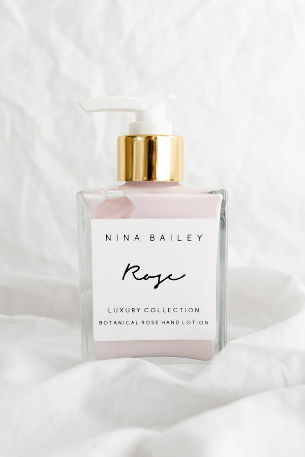 NINA BAILEY - ROSE HAND LOTION