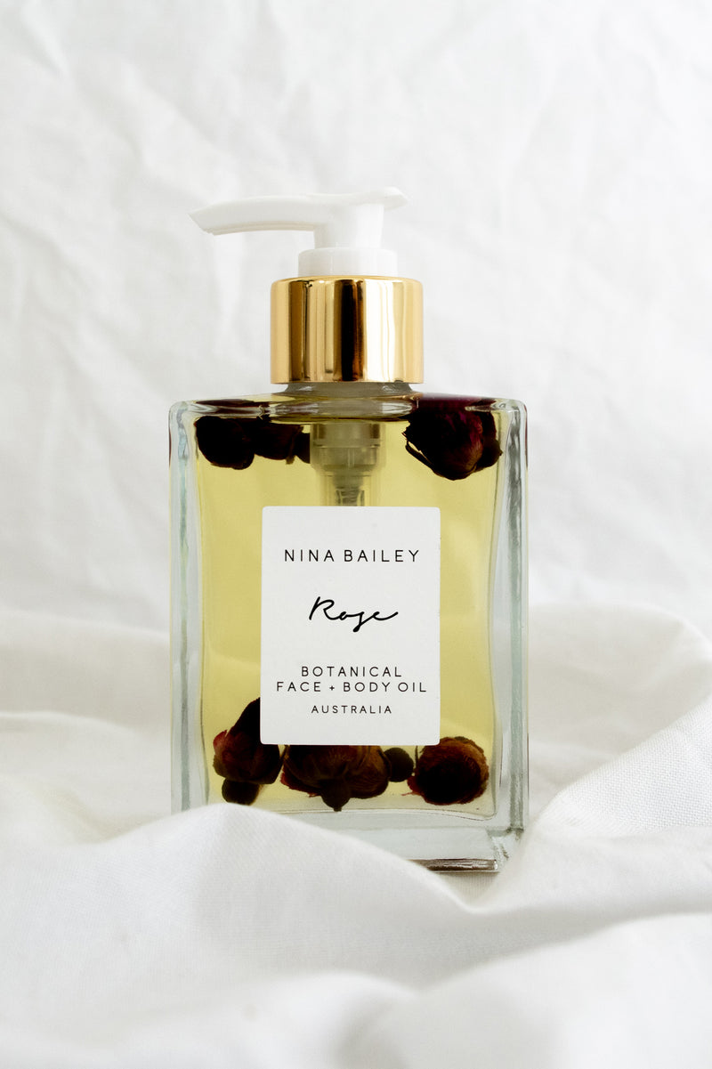 NINA BAILEY - ROSE BODY OIL