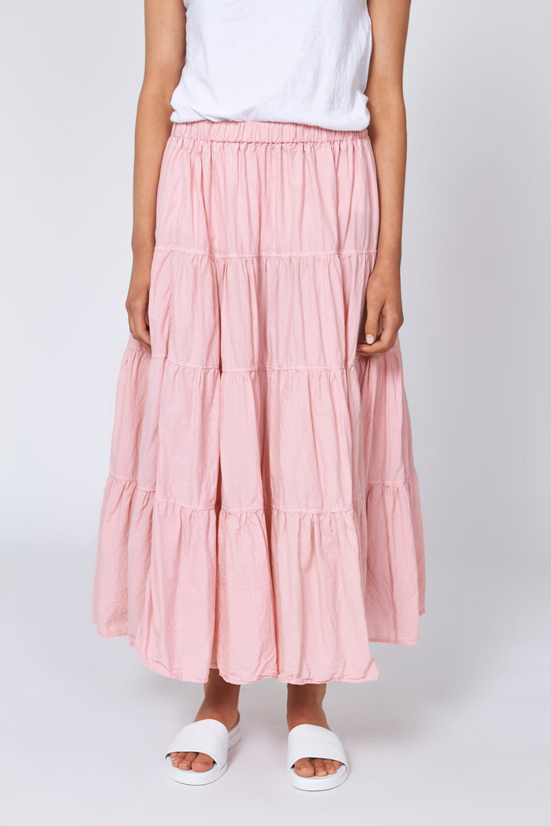 MOONSTAR SKIRT - BLUSH PINK