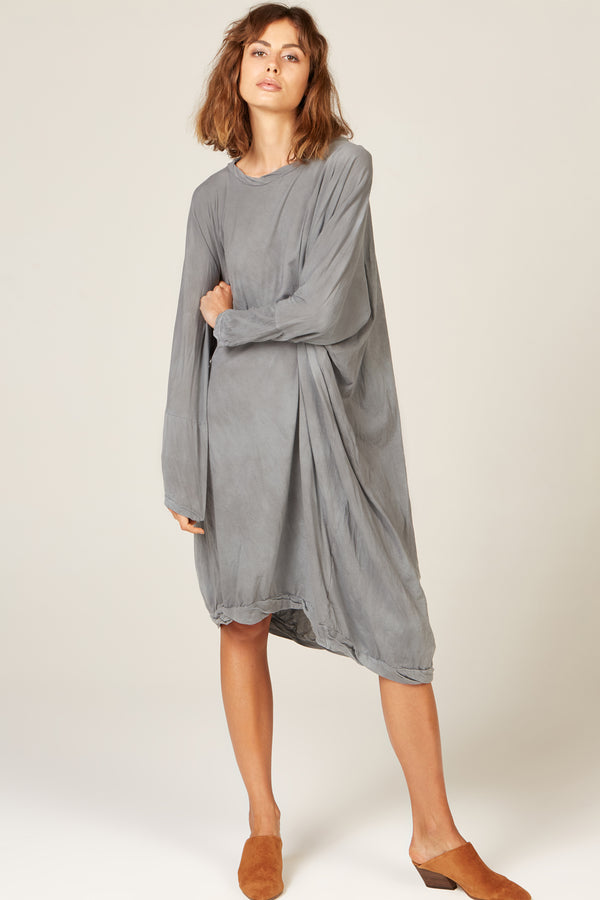 LUNA DRESS - STORMI GREY