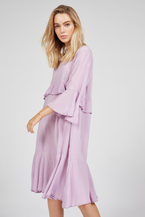 ZUKI DRESS - LAVENDER