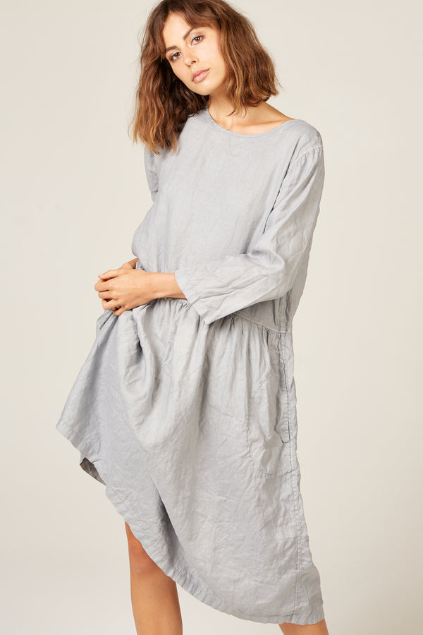 PARADISE DRESS - STORMI GREY (PRE-ORDER)