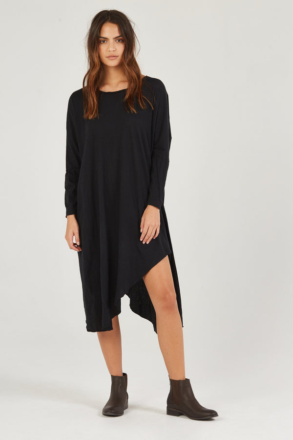 FAJA DRESS - NOIR