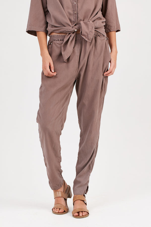 KUL PANT - EXPRESSO BROWN