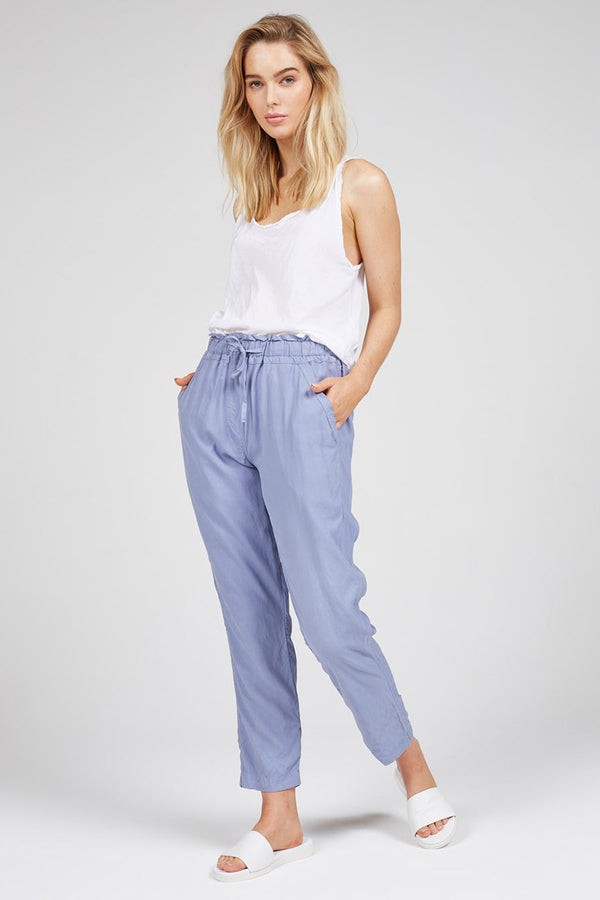 POCKET PANT - DOVER BLUE