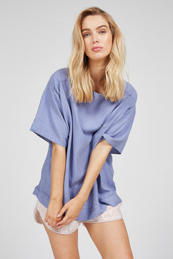 BEUT TEE - DOVER BLUE