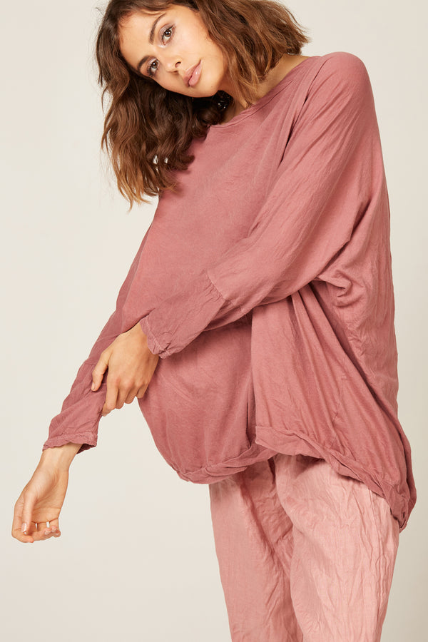LUNA TUNIC - ROSE