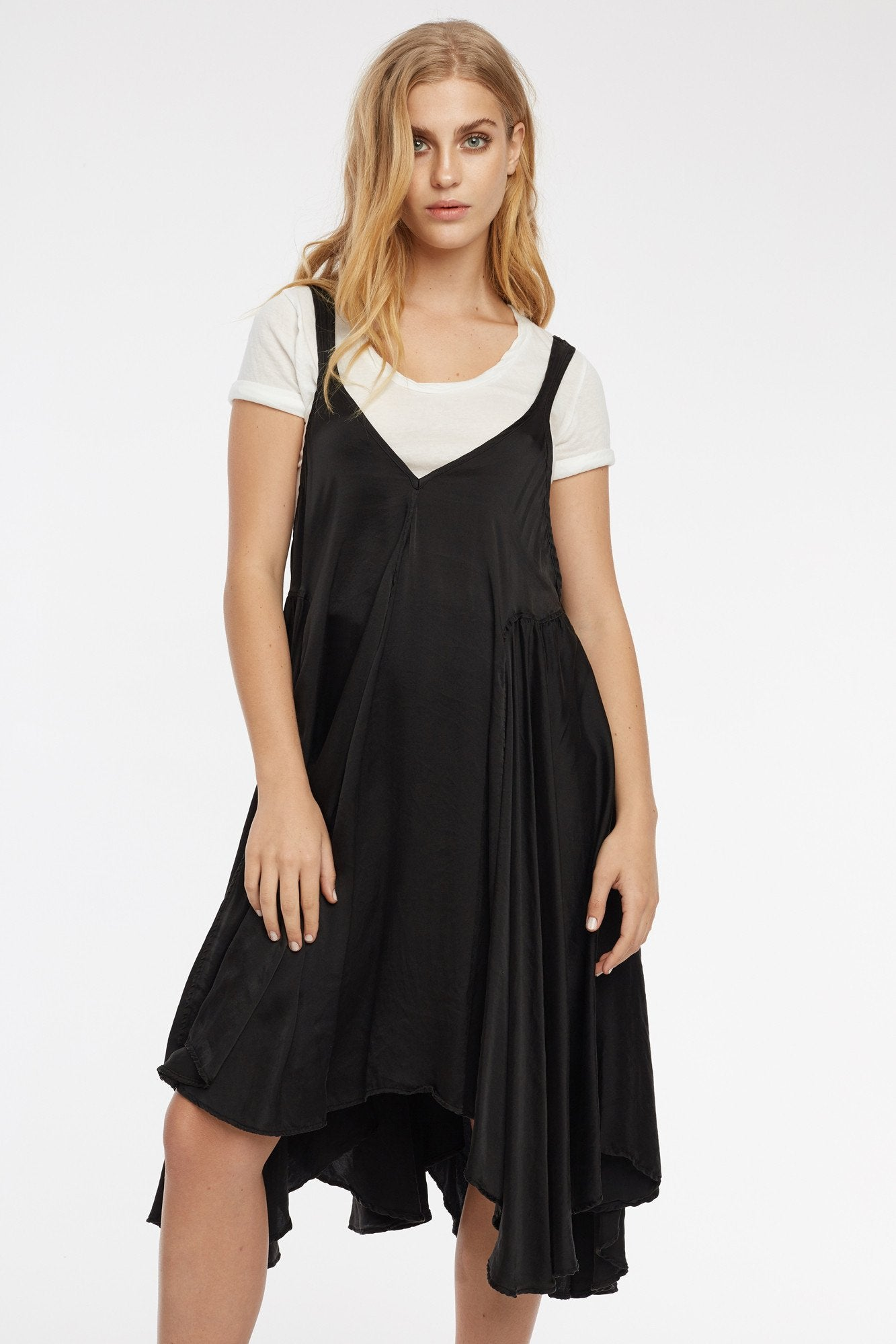 BOCS DRESS - NOIR