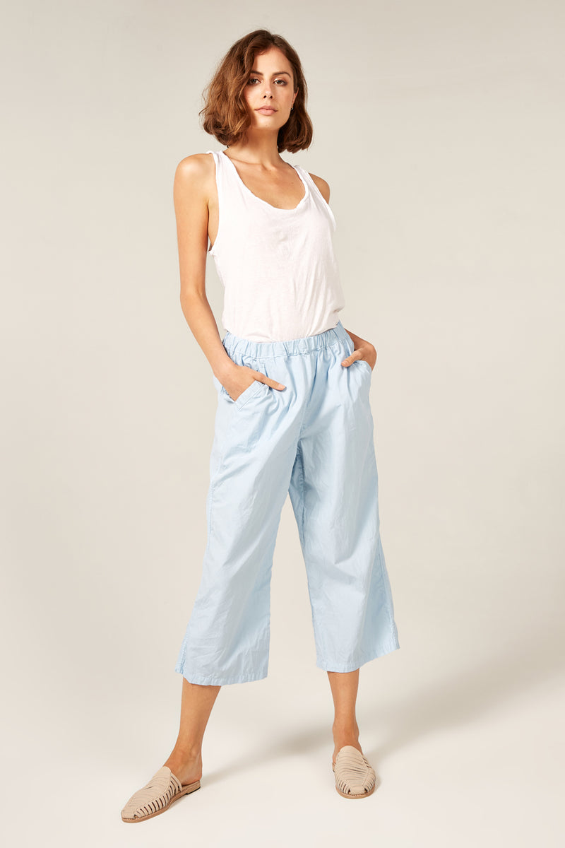 LOVE PANT - POWDER BLUE