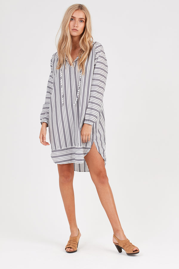 LOLA  SHIRT DRESS (FINAL SALE)