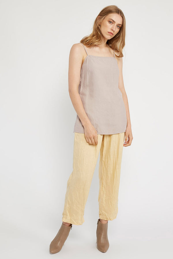 LIN LOOSE PANT - BUTTERCUP (FINAL SALE)
