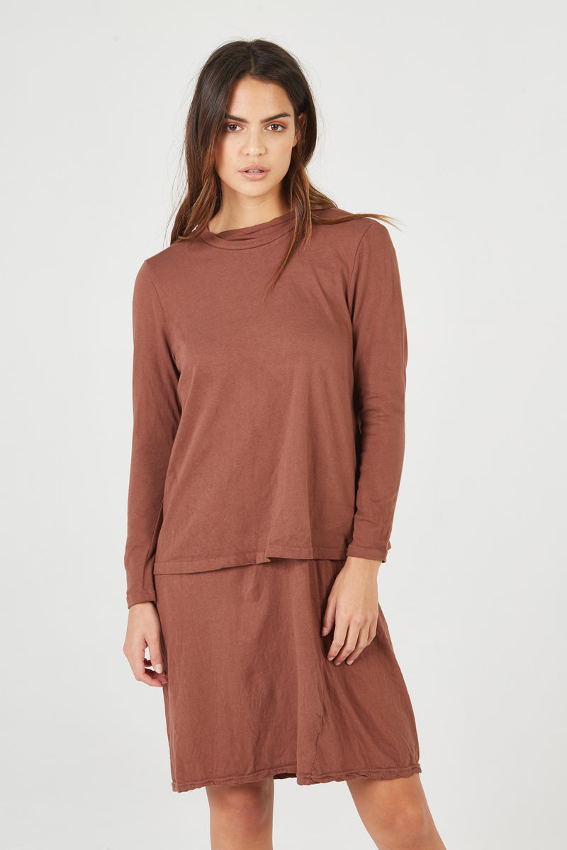 SHIFT TOP - AMBER