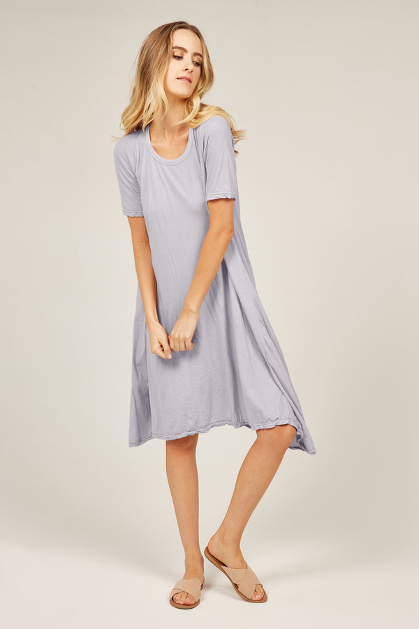 NATI DRESS - LAVENDER