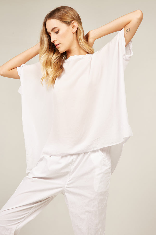 STAR TOP - BLANC - SIZE 1 LEFT